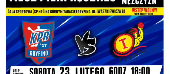 KPR Gryfino vs. Tytani Wejherowo