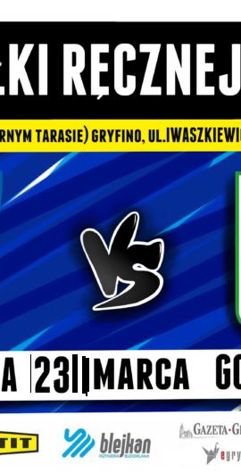 KPR Gryfino vs. AZS UKW Bydgoszcz